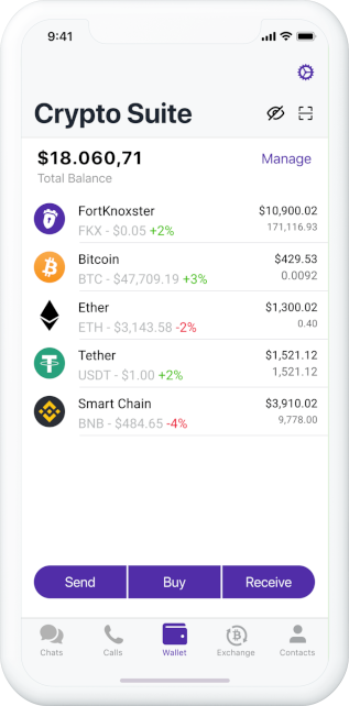 FortKnoxster Crypto Suite